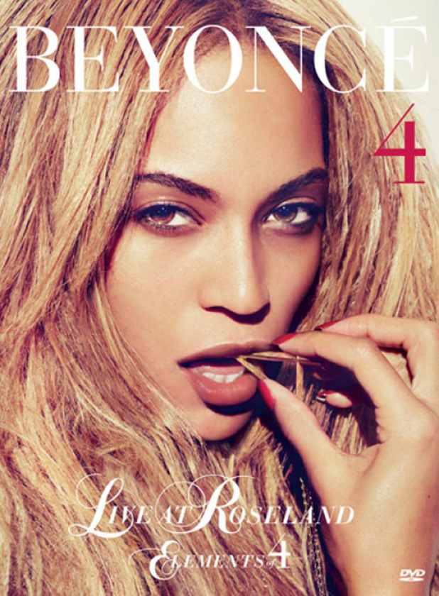 Beyoncé 'Live at Roseland: Elements of 4' DVD