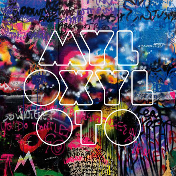 Coldplay 'Mylo Xyloto' album