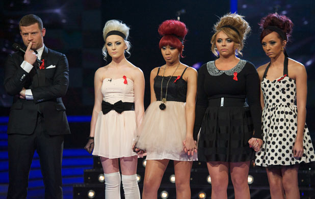 The X Factor: Little Mix listen to the judges critique
