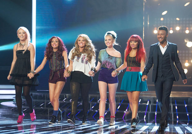 The X Factor 2011: Results Show 9