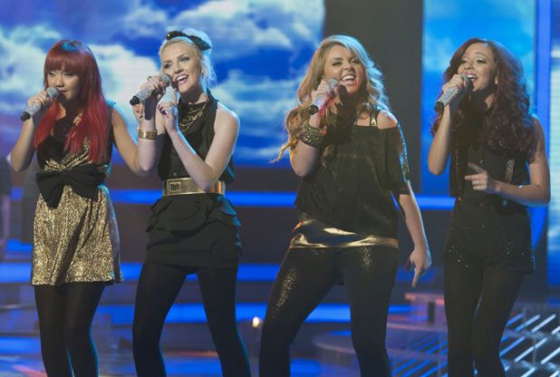The X Factor Results Show 9