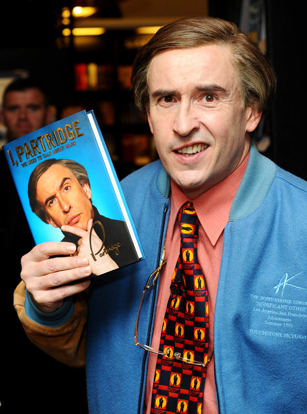 'I, Partridge: We Need to Talk About Alan'