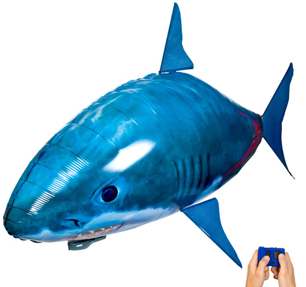 Air Swimmer Shark Gadget Toy