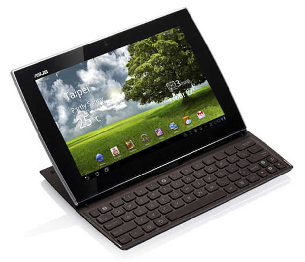 ASUS Eee Pad Slider Tablet PC