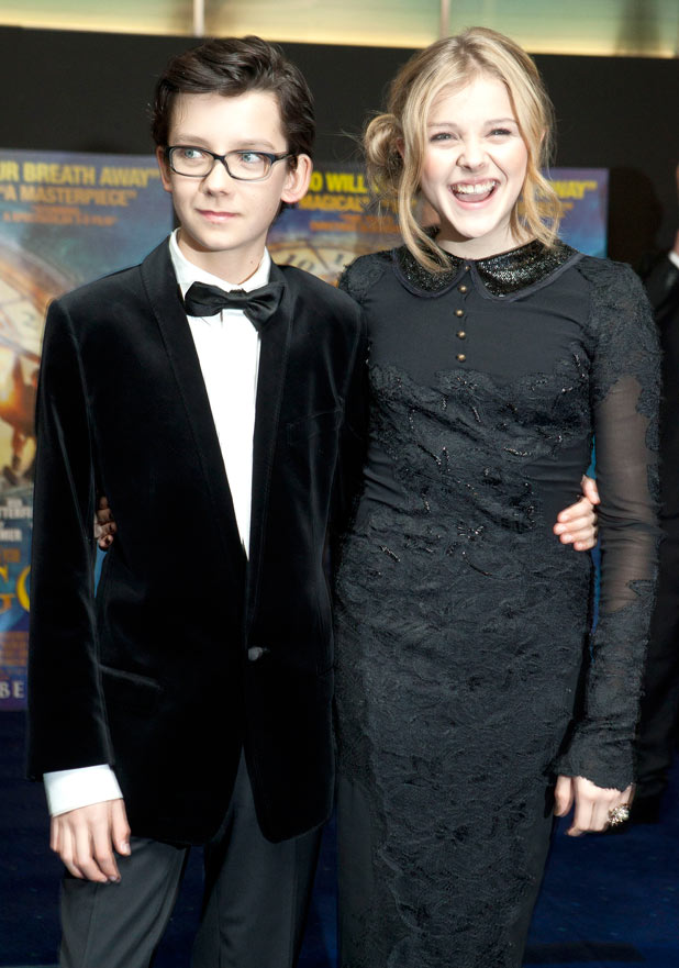 Asa Butterfield - Images Colection