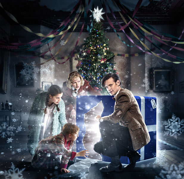 'Doctor Who' returns to BBC One this Christmas