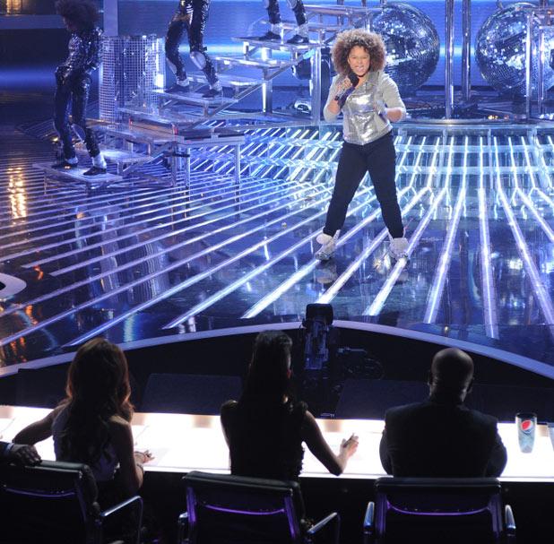 'X Factor' Top 7 performances in pictures: Rachel Crow