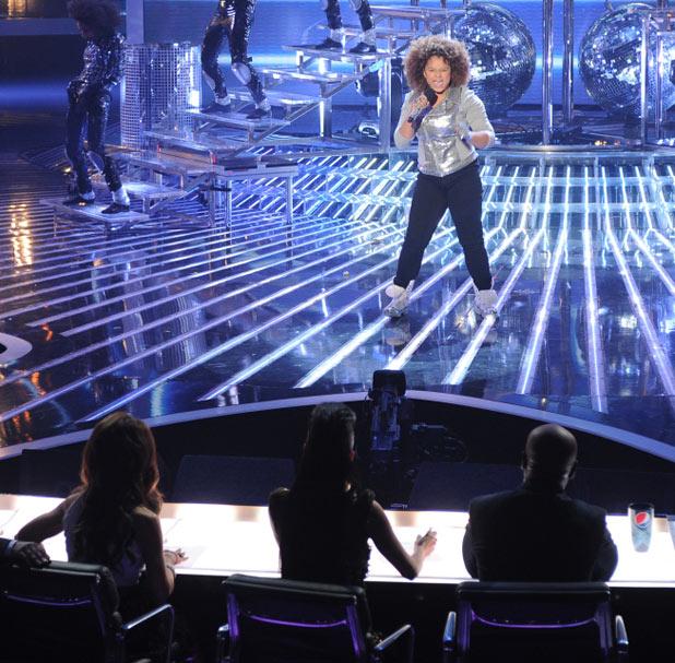 'X Factor' Top 7 performances in pictures: Rachel Crow