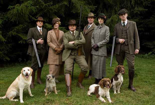 24. Downton Abbey