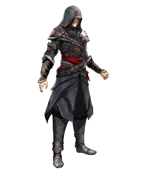 Final Fantasy XIII-2 Ezio costume