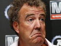 "Clarkson goofs again by saying people who jump under trains are ""selfish""."