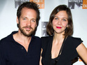 Peter Sarsgaard says that his 5-year-old daughter won't care about her sibling.