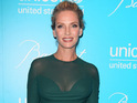 "Uma Thurman compares the US presidential race to a ""freak show""."