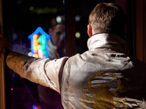 Ryan Gosling's Drive Scorpion jacket
