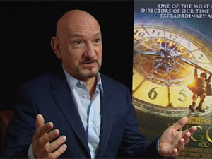 Ben Kingsley &#39;Hugo&#39; DS interview