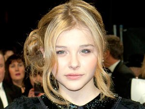 Martin Scorsese's 'Hugo' Royal performance: U.S actress Chloe Moretz