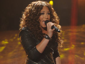 &#39;X Factor&#39; Top 7 performances in pictures: Melanie Amaro