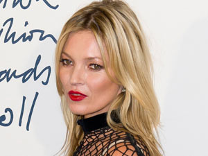 British Fashion Awards 2011: Kate Moss
