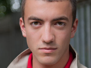 Bart McQueen - played by Jonny Clarke