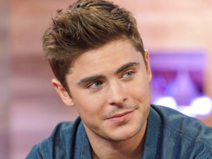 Zac Efron appears on 'Daybreak'