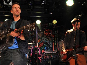 Coldplay perform for BBC Radio 2's 'In Concert' gig at Dingwalls, Camden