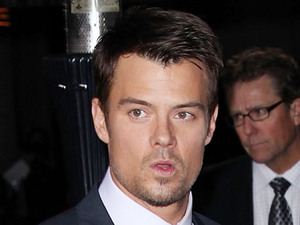 Josh Duhamel Los Angeles premiere of 'New Year's Eve'