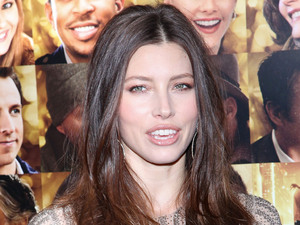 Jessica Biel New York premiere of 'New Year's Eve'