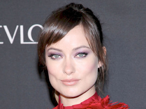 Olivia Wilde is announced as the new Revlon Brand Ambassador New York City,