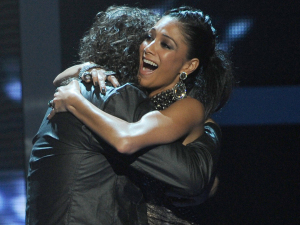 X Factor USA top 5 results show gallery: Nicole and Josh