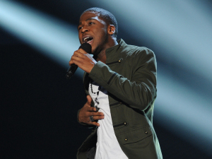 X Factor USA top 5 results show gallery: Marcus singing for survival
