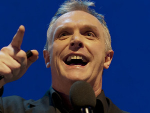 The Royal Variety Performance 2011: Greg Davies
