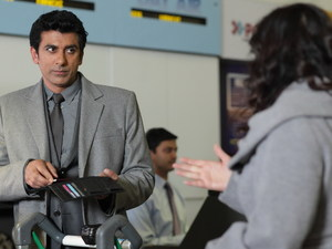 Yusef learns that Zainab doesn't have her passport