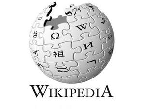 Wikipedia logo