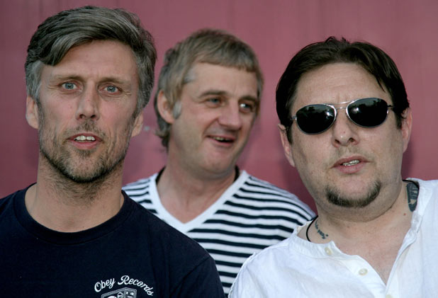The Happy Mondays