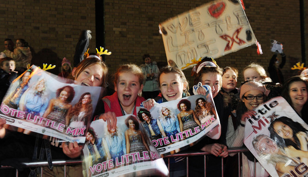 Little Mix fans
