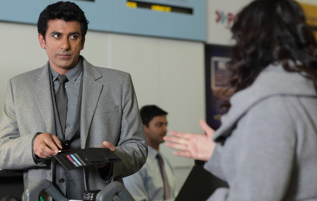 Yusef learns that Zainab doesn&#39;t have her passport