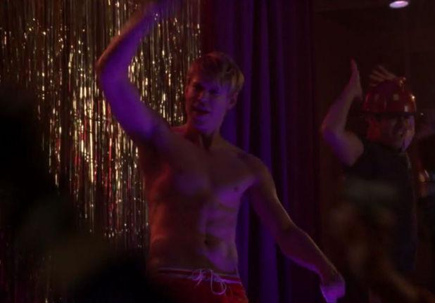 Chord Overstreet in 'Glee'