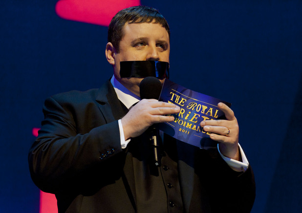 The Royal Variety Performance 2011: Peter Kay