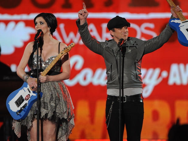 Thompson Square at the American Country Awards 2011 on Fox