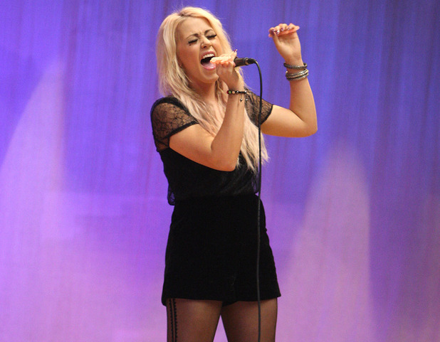 Amelia Lily X Factor, Middlesbrough