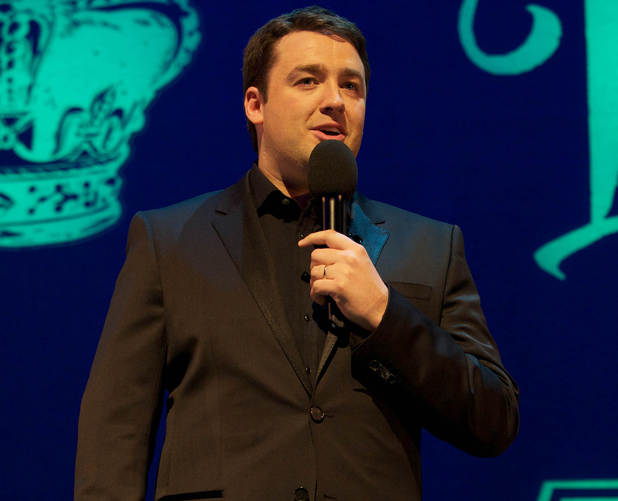 The Royal Variety Performance 2011: Jason Manford