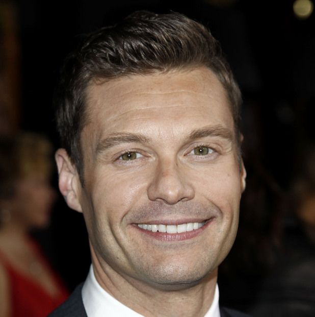 Ryan Seacrest New Year's Eve premiere, LA