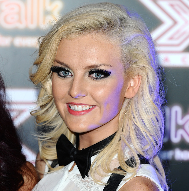 Perrie Edwards Little Mix, X Factor