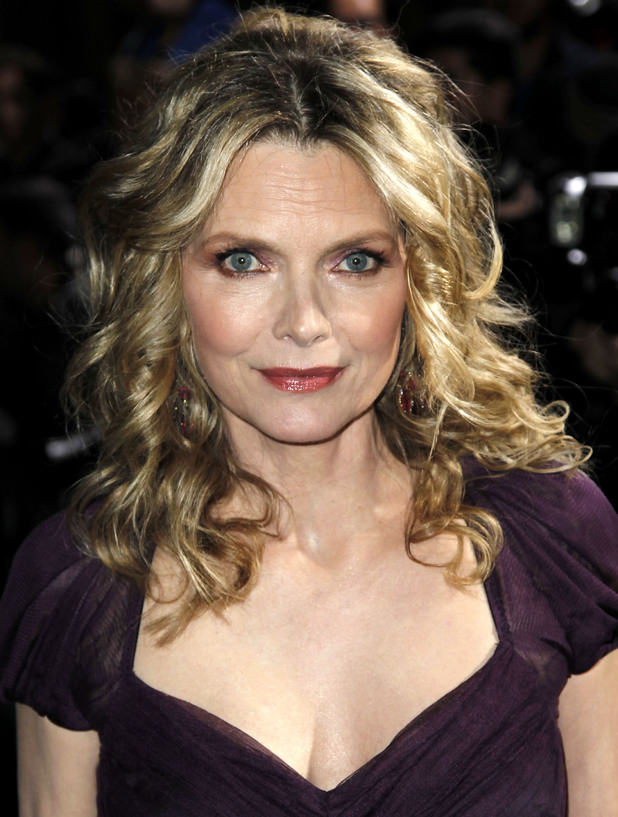 Michelle Pfeiffer New Year's Eve premiere, LA