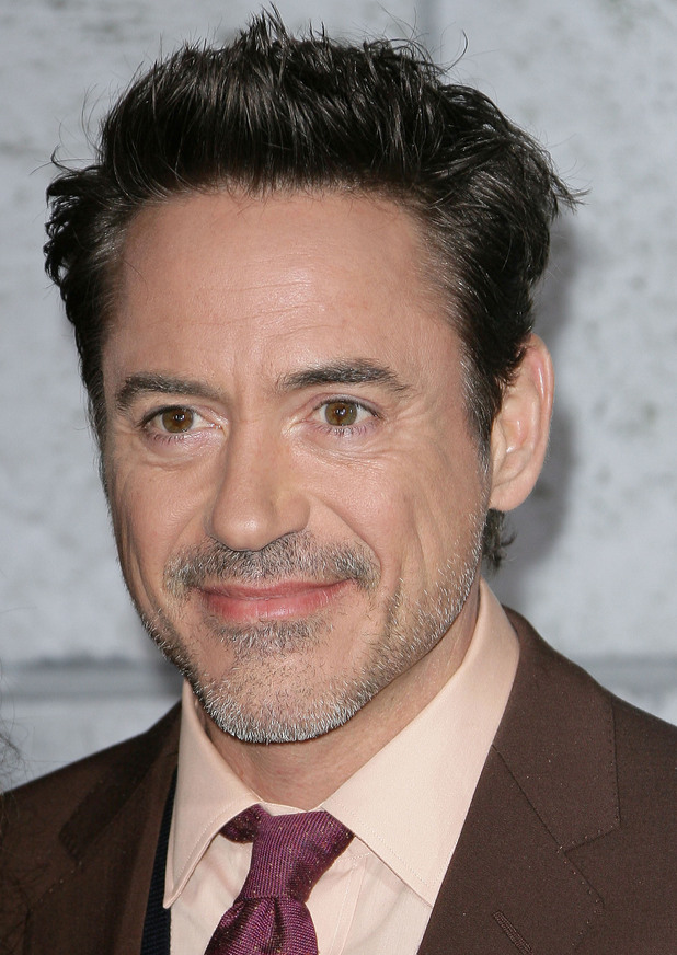 Robert Downey Jr 'Sherlock Holmes: A Game Of Shadows' held at the The Village Theater Los Angeles