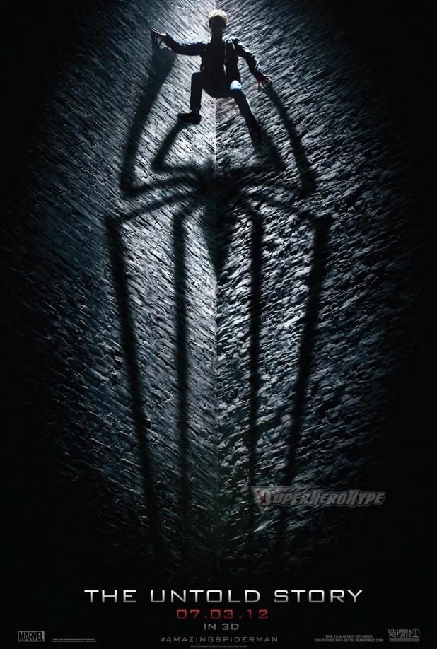 The Amazing Spiderman Movie Poster