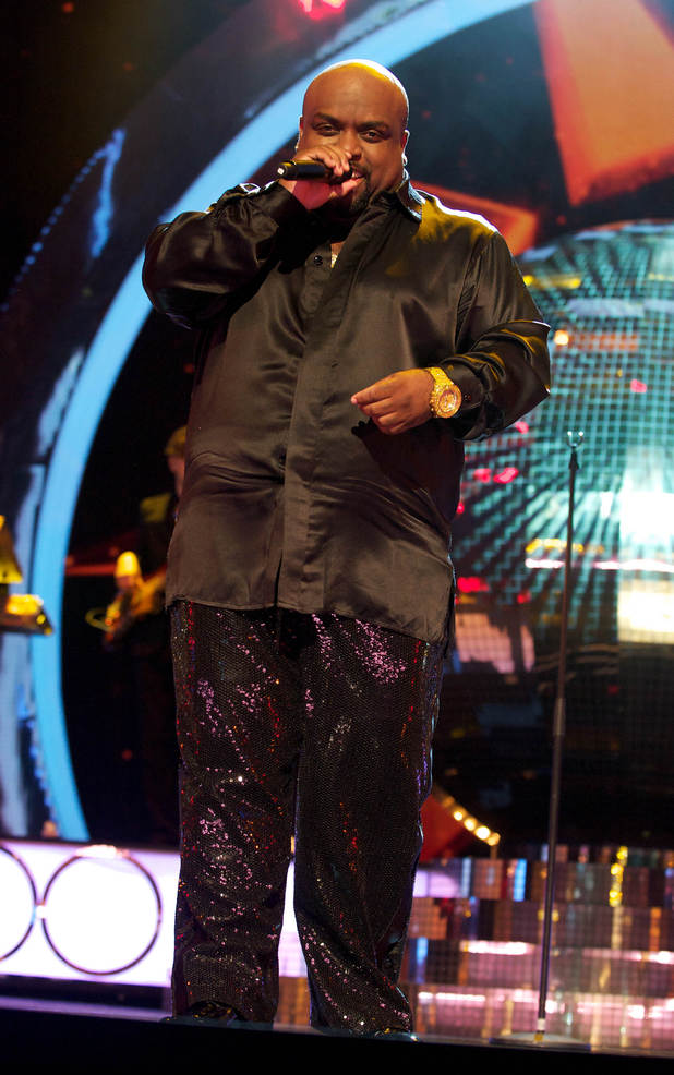 The Royal Variety Performance 2011: Cee Lo Green