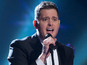 Michael Bublé for 'The Voice' UK final