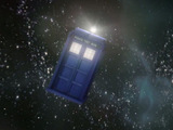 &#39;Doctor Who: The Eternity Clock&#39; trailer still