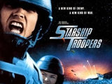 'Starship Troopers' poster